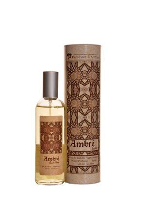 Eau de Toilette Amber 100 ml - Provence et Nature – Bild 1