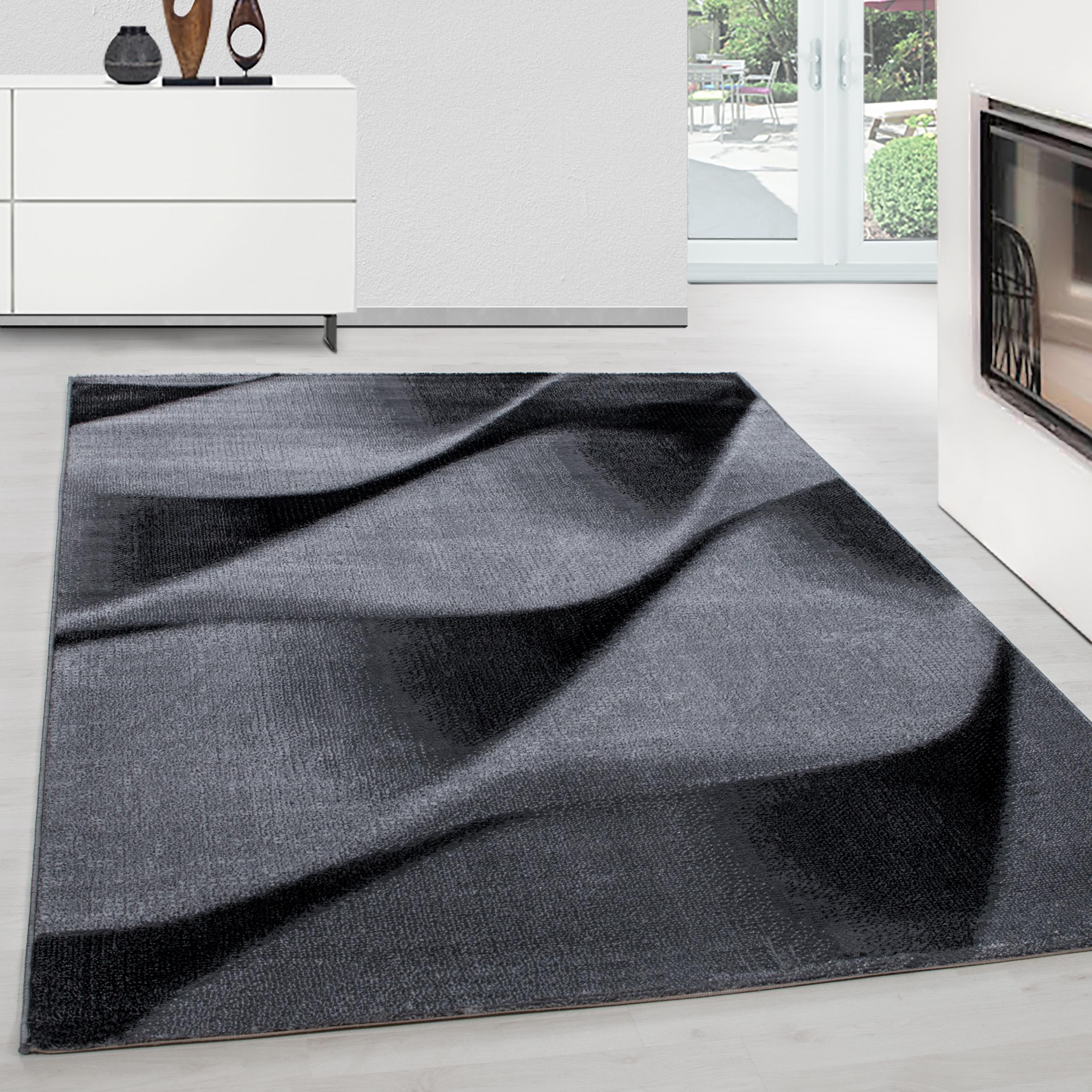 Teppium Modern Design Rugs Short Pile