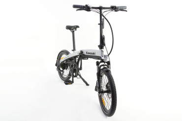 KAWASAKI Folding-Bike – Bild 2