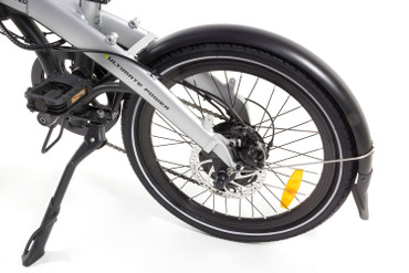 KAWASAKI Folding-Bike – Bild 9