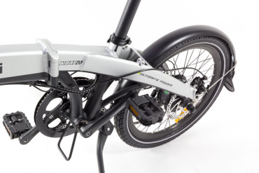 KAWASAKI Folding-Bike – Bild 5