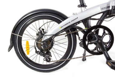 KAWASAKI Folding-Bike – Bild 11