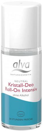 alva Kristall Deo Roll on Intensiv 50ml