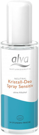 alva Kristall Deo Spray Sensitiv 75ml