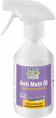 Aries Bambule Mottenöl Spray 250ml