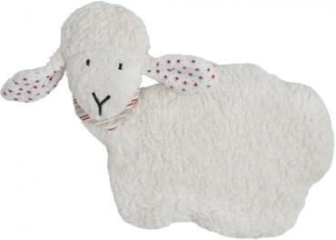 Bio Kinder Kirschkernkissen Schaf