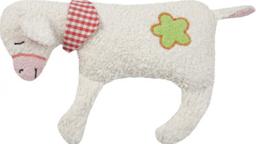 Kirschkern Wärmekissen Schaf  |  Bio Kirschkissen