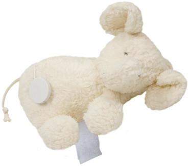 Spieluhr Elefant für unterwegs