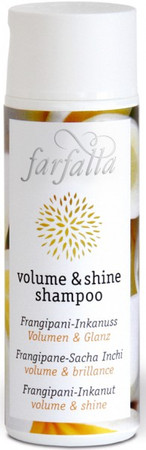 Farfalla Shine & Volumen Shampoo 200ml