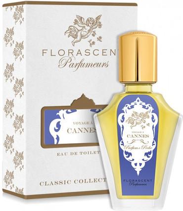 Florascent Eau de Toilette Voyage á Cannes 15ml