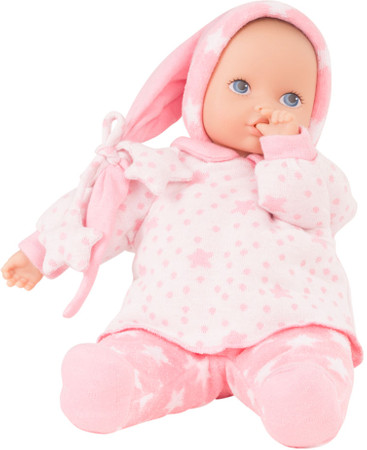 Kuschelpuppe - Götz Baby Pure groß rosa