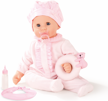Götz Babypuppe Funktionspuppe Cookie Care Set
