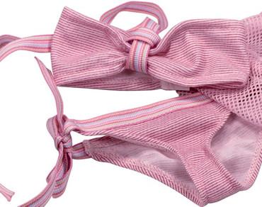 Götz Puppen Bikini rosa - Stehpuppe  25-30 cm – Bild 2