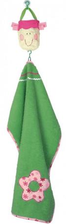 Käthe Kruse Kinder Handtuch Set Waschfrau