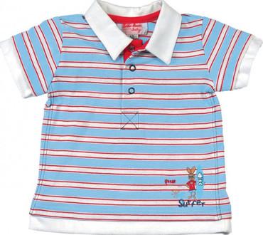 Baby Poloshirt Jungen - Organic Kurzarm