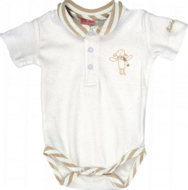 Baby Body Hase mit Kragen - Organic Käthe Kruse