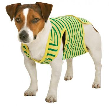 Hunde Safty Body bunt zum Schutz vor Wunden - 29 cm
