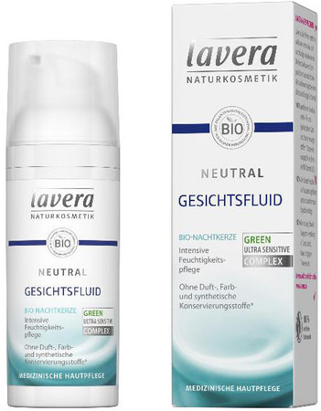 Lavera Neutral Gesichtsfluid 50ml