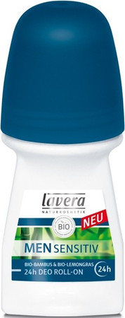 Lavera Men Sensitiv 24h Herren Deo roll on 50ml