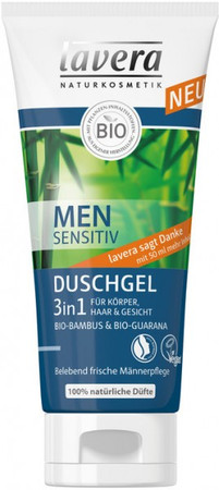 Lavera Men Sensitiv Herren Duschgel 200ml