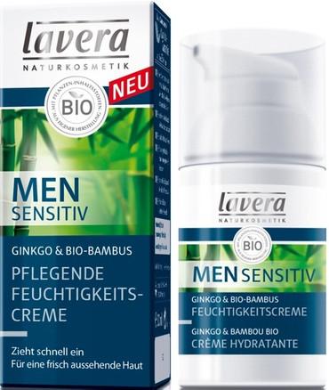 Lavera Men Sensitiv Feuchtigkeitscreme 30ml