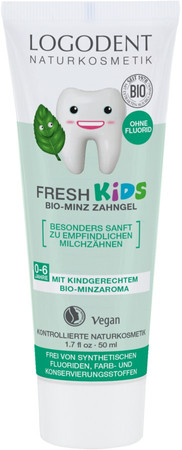 Logona Kinder Zahngel Spearmint 50ml