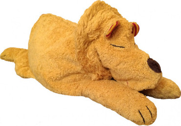 Bio Kuschelkissen Löwe