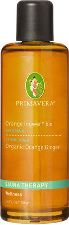Primavera Saunaaufguss Orange Ingwer 100ml