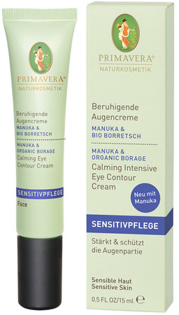 Primavera Augencreme Manuka Borretsch 15ml