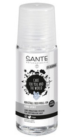 Sante Kristall Deo Roll on extra sensitive 50ml
