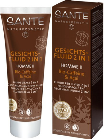 Sante Homme II Gesichtsfluid 2in1 50ml