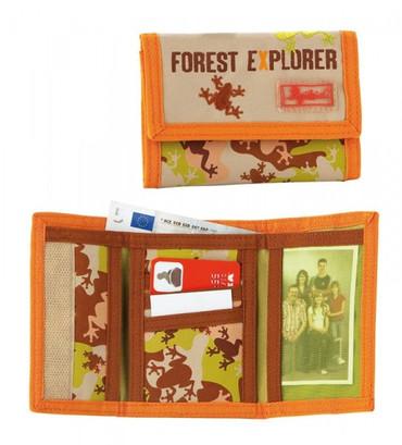Sigikid Kinder Geldbörse Forest Explorer
