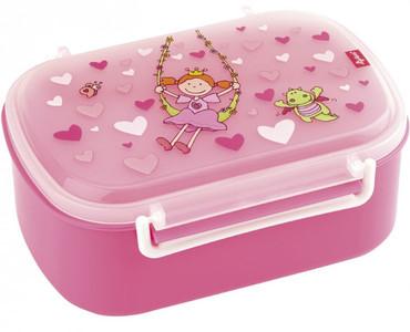 Sigikid Kinder Brotdose Pinky Queeny
