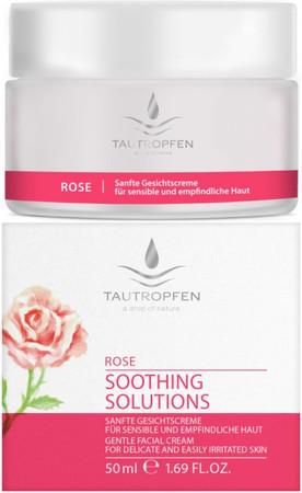 Tautropfen Rosen Creme Gesicht 50ml