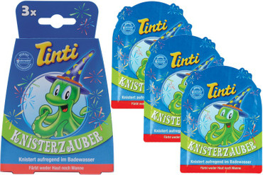 Tinti Knisterzauber 3er Pack Tinti Knisterzauber 3er Pack