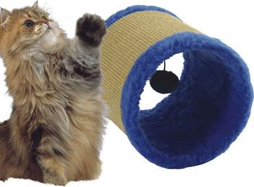 Karlie Kratz und Schlafhöhle Kitty Roll - farblich sortiert