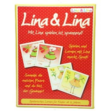 Lina Spiel Bilderpaare suchen