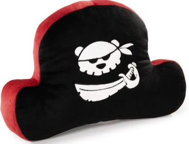 Nici Piratenkissen Piratenhut