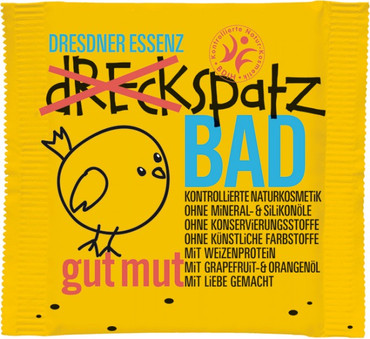Dreckspatz Kinderbad gut mut 50g
