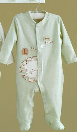 Bio Baby Schlafstrampler - Overall