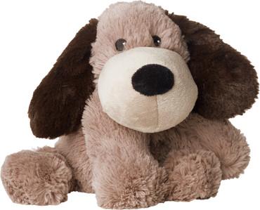 Warmies Beddy Bear Hund braun