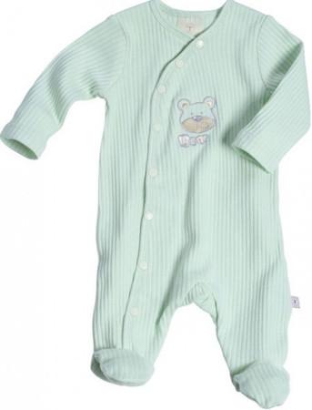 Baby Pyjama mint 62