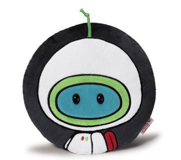 Kinder Kuschelkissen Astronaut rund