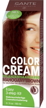 Sante Color Cream Mahogany Brown 150ml