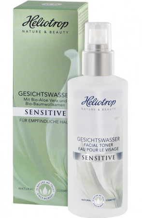 Heliotrop Sensitive Gesichtswasser 125ml