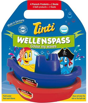 Tinti Badewannenspielzeug + Pflege – Bild 1