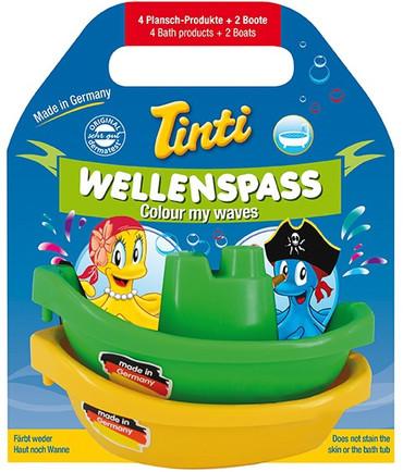 Tinti Badewannenspielzeug + Pflege – Bild 2