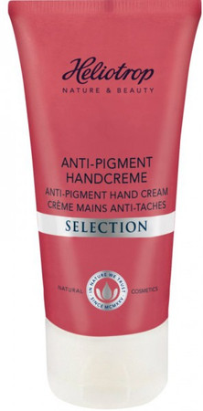 Heliotrop Anti Pigmentflecken Handcreme 50ml