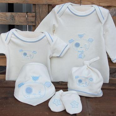 Bio Baby Bekleidungsset 5teilig