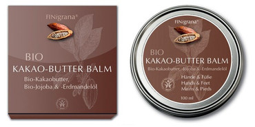 Finigrana Kakaobutter Balm 100ml